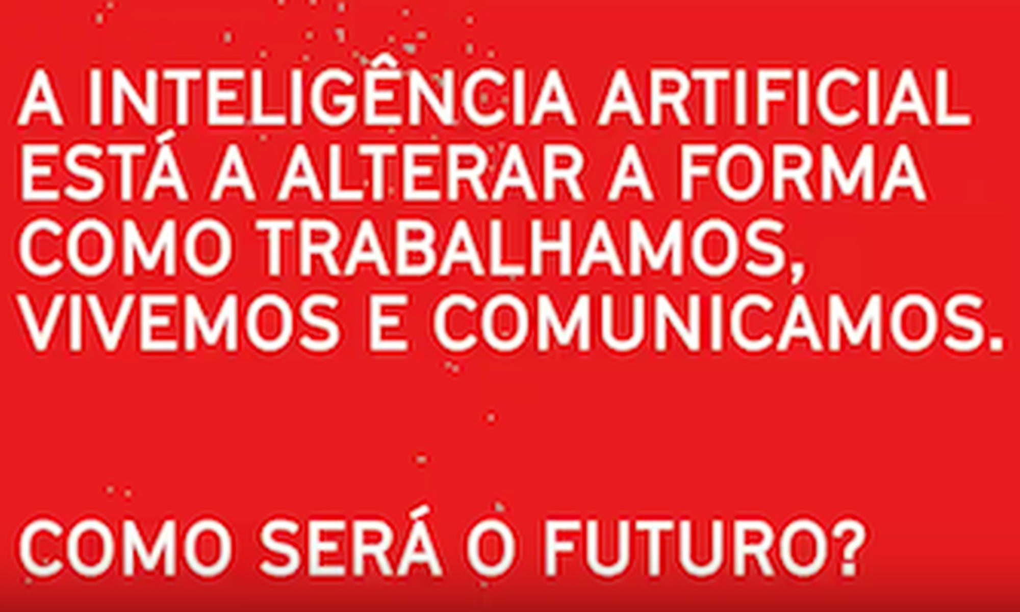 Artificial Intelligence: Fidelidade-Culturgest cycle