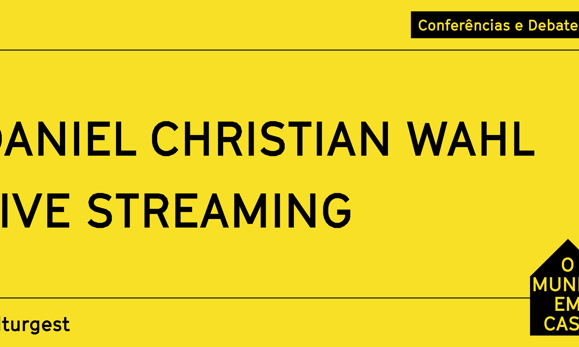 Daniel Christian Wahl - live streaming