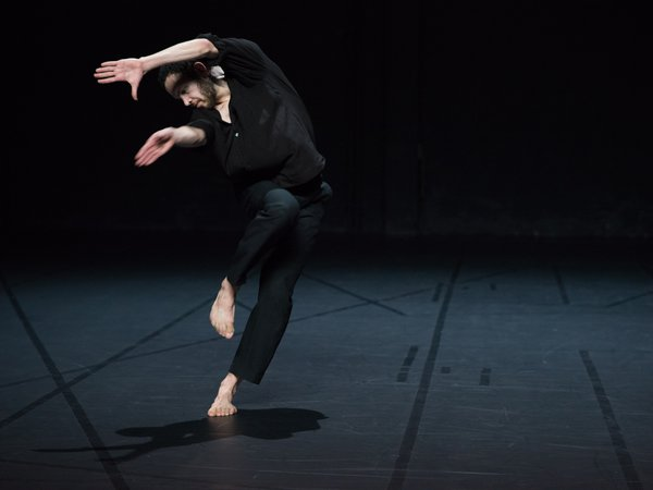 Anne Teresa De Keersmaeker & Salva Sanchis